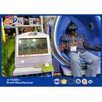 Buy cheap 9d Vr Experience Shopping Mall Simulator With 42 Inch Touch Console from wholesalers