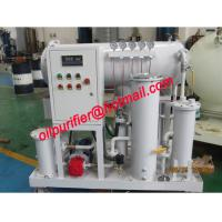 Buy cheap Diesel Oil Filtration Plant,Coalescence separation oil purifier for purifying diesel oil, gasoline oil and light fuel from wholesalers
