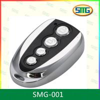 Buy cheap 4 Channels 433mhz universal garage door opener remote control SMG-001 from wholesalers