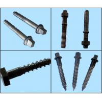 Buy cheap Railway spike for concrete sleeper from wholesalers