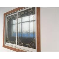 Buy cheap Windows Decorative Panel Glass 22*48 UV Protection Secure Privacy from wholesalers