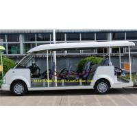 Wholesale Custom Multi Passenger Electric Golf Carts , Electric Shuttle Car  Bus Gas Fuel from china suppliers