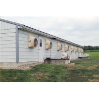 Buy cheap Q235 Q345 Grade steel structure frame poultry farm  cattle / cow shelter from wholesalers