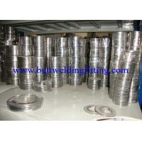 Buy cheap 316 Stainless Steel Spiral Wound Gasket / Corrugated Metal Gasket from wholesalers