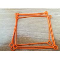 Buy cheap Silicone Rubber Die Cut Rubber Gaskets Rectangular Stand / Nostand Custom from wholesalers