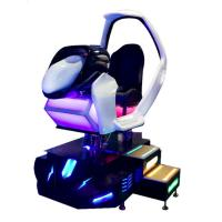 Buy cheap 360 Vision 9D VR Racing Simulator 1830*1585*1770mm For Virtual Reality Park from wholesalers