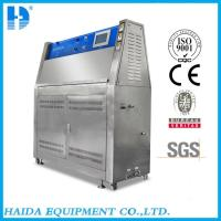 CE Programmable Accelerated Aging Chamber Accelerated Weathering Tester Manufactures