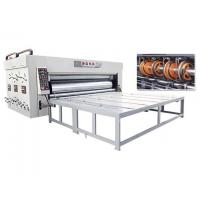 Buy cheap Water - Based Printing Slotting Machine Rockery Interval Adjustment Device from wholesalers