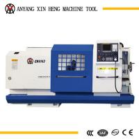 Buy cheap spindle nose C11 High precision cnc lathe machine fanuc gsk control CK6180 from wholesalers