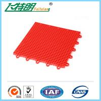 Wholesale Portable basketball court Interlocking Rubber Floor Tiles 10 Years Using Life from china suppliers