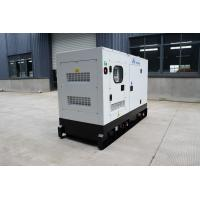 Automatic Silent Diesel Generator A-XC90HS with Fawde Engine 6 cylinder in line 65kW at 1800rpm Top Quality 60Hz