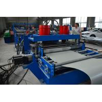 Buy cheap European Standard Aluminum Cable Tray Roll Forming Machine 1.5 Inches Chain Driven from wholesalers