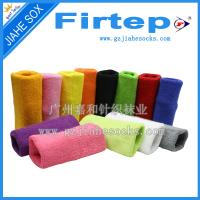 Buy cheap Factory Wholesale custom sweat wristbands terry,Head Sweat Bands,running wristbands from wholesalers