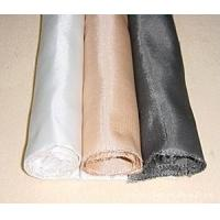 Buy cheap Anti Acid Glass Fiber Cloth Double / Single Side Web Filter Press Cloth from wholesalers