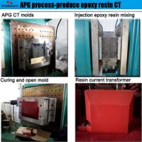 Buy cheap best selling automatic injection moulding apg machine for high voltage product