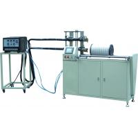 Buy cheap Horizontal Hot Melt Glue Applicator Machine , Durable Air Filter Manufacturing Equipment from wholesalers