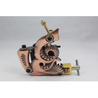 Buy cheap Latest vesion 10 coils new Shader Liner Stainless Steel Custom Tattoo Machine kit from wholesalers