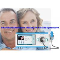 Buy cheap 1.0 Bar - 5.0 Bar ED Shockwave Therapy Machine No Pain 1 - 22Hz Frequency from wholesalers