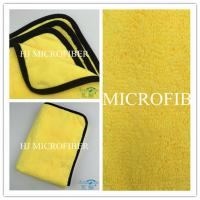Wholesale Super Soft And High Water Absorption Car Cleaning Cloth Microfiber Rags from china suppliers