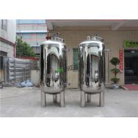 Buy cheap DIA 900 X 1220 Mm RO Water Treatment Plant Small Wind Load And Good Sealing Performance from wholesalers