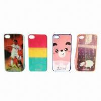 Wholesale High-quality Mobile Phone Covers, Easy Change 3D Card, Wonderful 3D Depth Designs, Ideal for Gifts from china suppliers