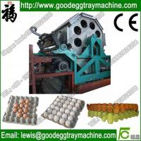 Buy cheap Full Automatic Recycled Paper Pulp Egg Tray Production Line from wholesalers