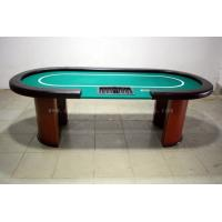 Simple Suited Holdem Poker Table Casino Dimensions 2380x1100x780 mm