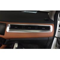 Buy cheap Custom Automotive Interior Garnish , HR-V 2014 Chromed Wind Outlet Cover from wholesalers