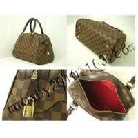 Buy cheap Louis vuitton Damier Canvas Duomo bag N60008 from wholesalers