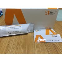 Buy cheap CE Rapid Test Kits For Of Influenza A And Influenza B Virus Qualitative Detection from wholesalers