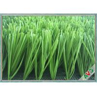 Buy cheap Cesped Artificial Football Artificial Turf / Synthetic Grass Gentle To Skin from wholesalers
