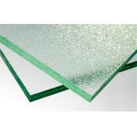 Buy cheap Art Figured Decorative Glass Panels Tempered With 5mm 6mm 8mm Thick from wholesalers