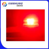 Buy cheap ICAO Standard Low Intensity Obstruction Light Red Steady Burning Built - In Photocell from wholesalers