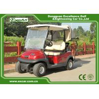Buy cheap 3.7KW 2 Seat Electric Golf Cart Curtis Controller With Italy Graziano Axle from wholesalers