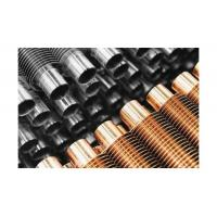 Buy cheap Bimetal A192 Seamless Boiler Air Cooler Extruded Fin Tube Solid Type from wholesalers