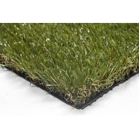 Buy cheap 15mm Residential Artificial Grass For Backyard Oval Shape Poly Ethylene / Polypropylene from wholesalers