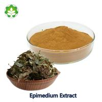 Buy cheap shorthorned epimedium P.E. CAS No. 489-32-7 promote sexual function from wholesalers