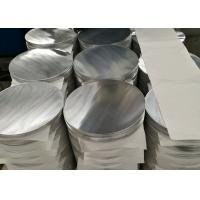 Wholesale Plain Mill Finish 3003 Aluminum Discs Blank Diameter 50mm - 1600mm For Pots from china suppliers