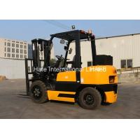 Buy cheap Durable Diesel Forklift Truck FD30 CPCD30 Forklift Solid Tires With 3 Stage 3m Container Mast from wholesalers