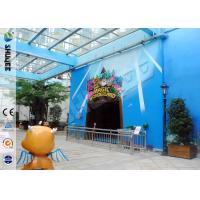 Buy cheap Amusement Theme Park Amazing 7D Movie Theater For Children from wholesalers