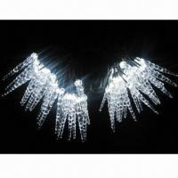 Buy cheap LED Icicle Lights/Holiday Lights/Christmas Decoration/Christmas Crafts/Gift Lights/Party Lights from wholesalers