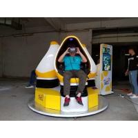 Buy cheap 9d cinema factory new products 9D VR egg appearance cinema simulator from wholesalers