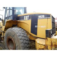 Buy cheap 3126DITA Engine 207HP Used CAT Loaders / Wheel Loaders 962G Front Loader Heavy Equipment from wholesalers
