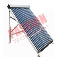 Buy cheap 20 Tubes Anti Freezing U Pipe Solar Collector Aluminum Manifold For House from wholesalers