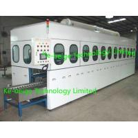 Buy cheap Automatic Metal Stamping Parts Ultrasonic Cleaning Machine KBG-120300STGF , CE from wholesalers
