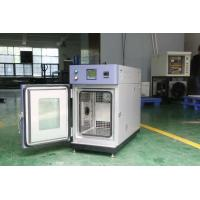 Buy cheap Desktop Battery Laboratory Testing Equipment , 150L Climatic Ozone Aging Test Chamber from wholesalers