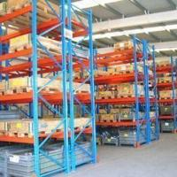 Buy cheap Selective Pallet Rack with Wide Loading and Space Capacity, Plastic Spraying Finished from wholesalers
