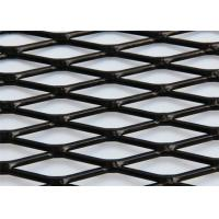 Buy cheap Diamond Shaped Hole Expanded Metal Wire Mesh Flattened For Construction Wall from wholesalers