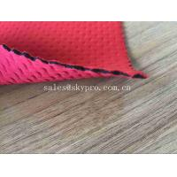 Buy cheap Custom Pattern Foam Sponge Polyester Knitted Laminated Neoprene Fabric from wholesalers