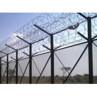 Buy cheap Long Life Concertina Razor Barbed Wire , Stainless Steel Razor Wire 700mm 800mm from wholesalers